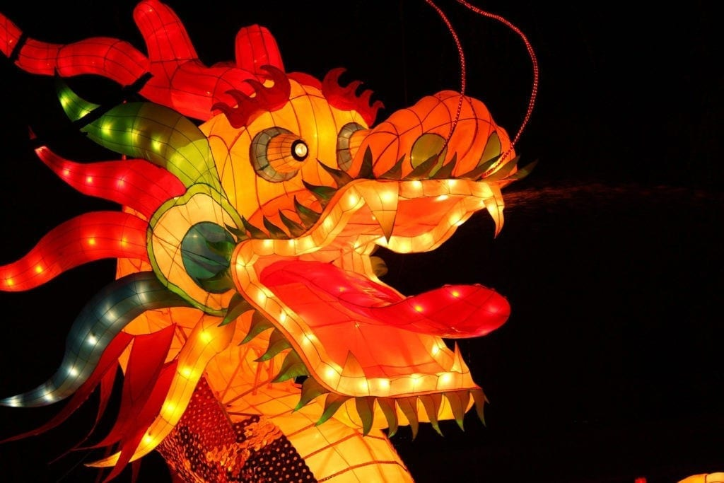 chinese dragons and dragon meaning