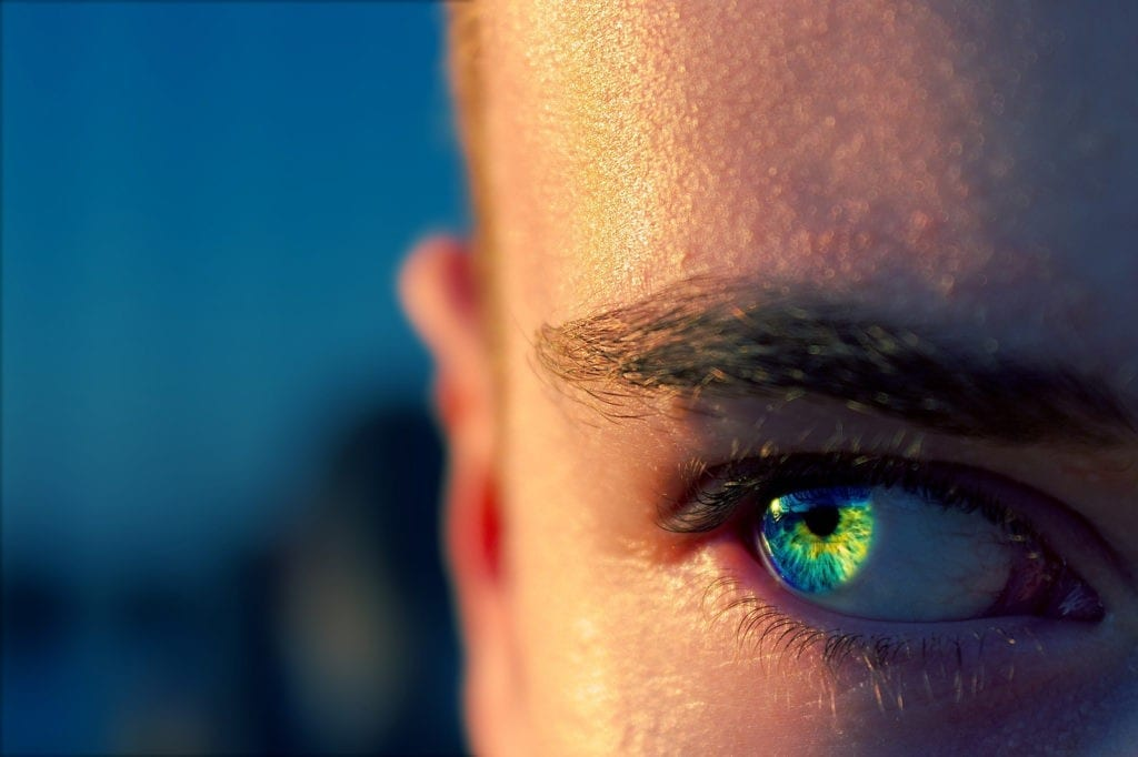 eye of the medicine man symbol