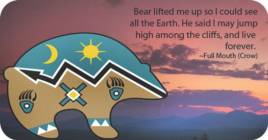 Native American Bear Meaning On Whats Your Sign