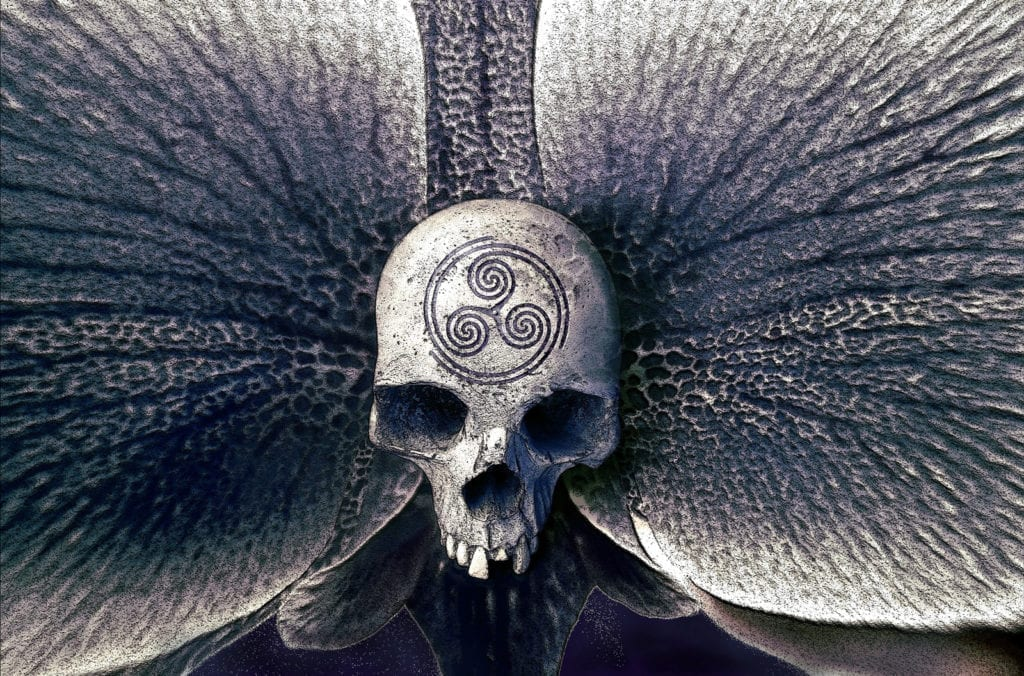 Celtic skull symbol meanings