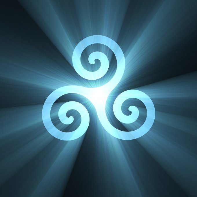 celtic symbol for trinity meaning