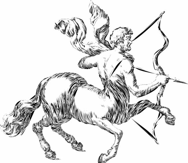 Centaur Meaning Tattoo Idea