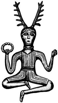 Cernunnos Celtic tattoo ideas