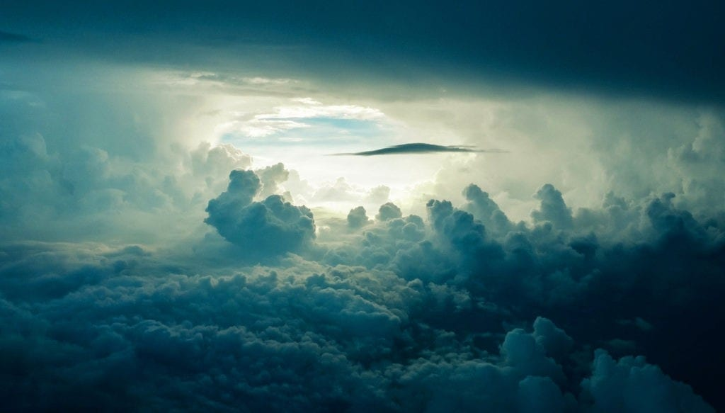symbolic cloud meaning
