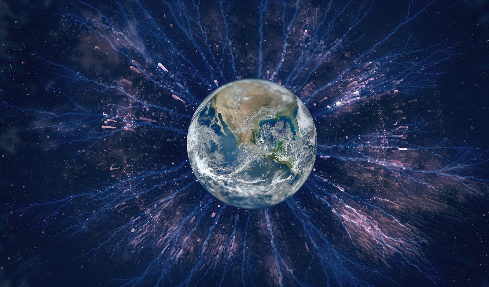 Earth as a Symbol of Stability and a Grounding Meditation
