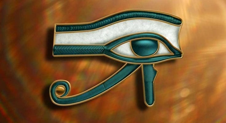 eye of Horus tattoo ideas and meaning