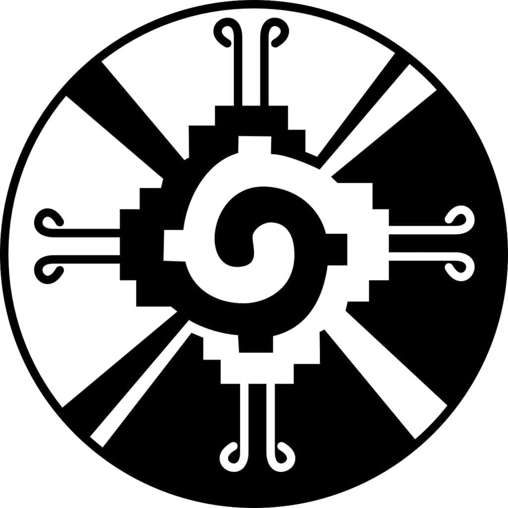 mayan symbol for creation tattoo ideas