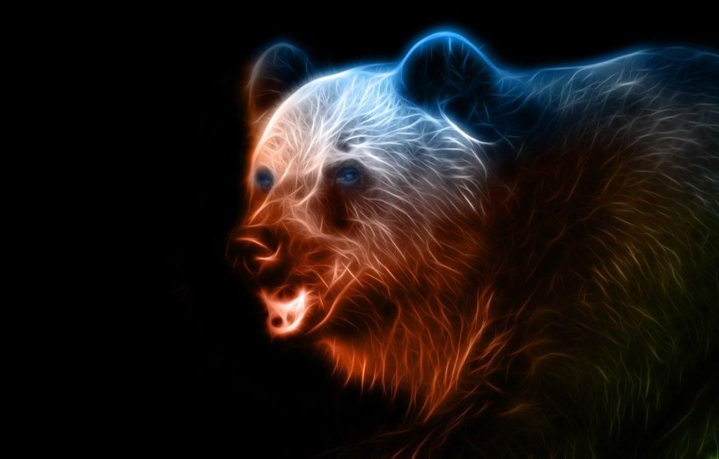 bear tattoo ideas and bear meaning