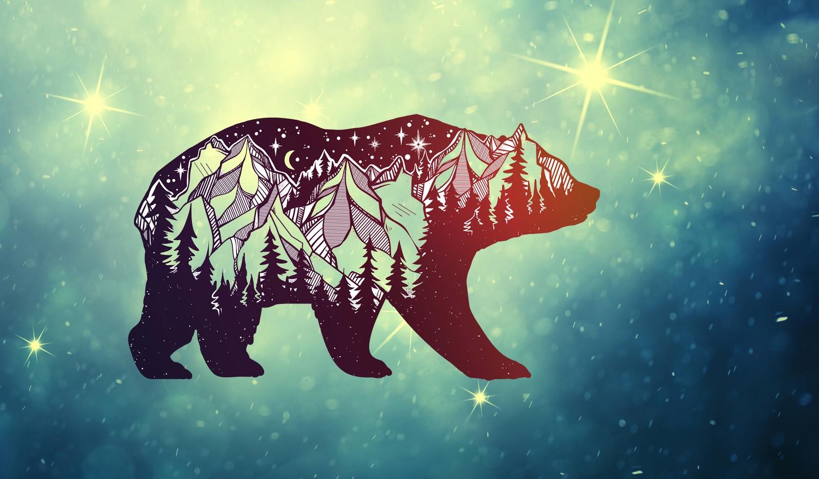 bear tattoo ideas