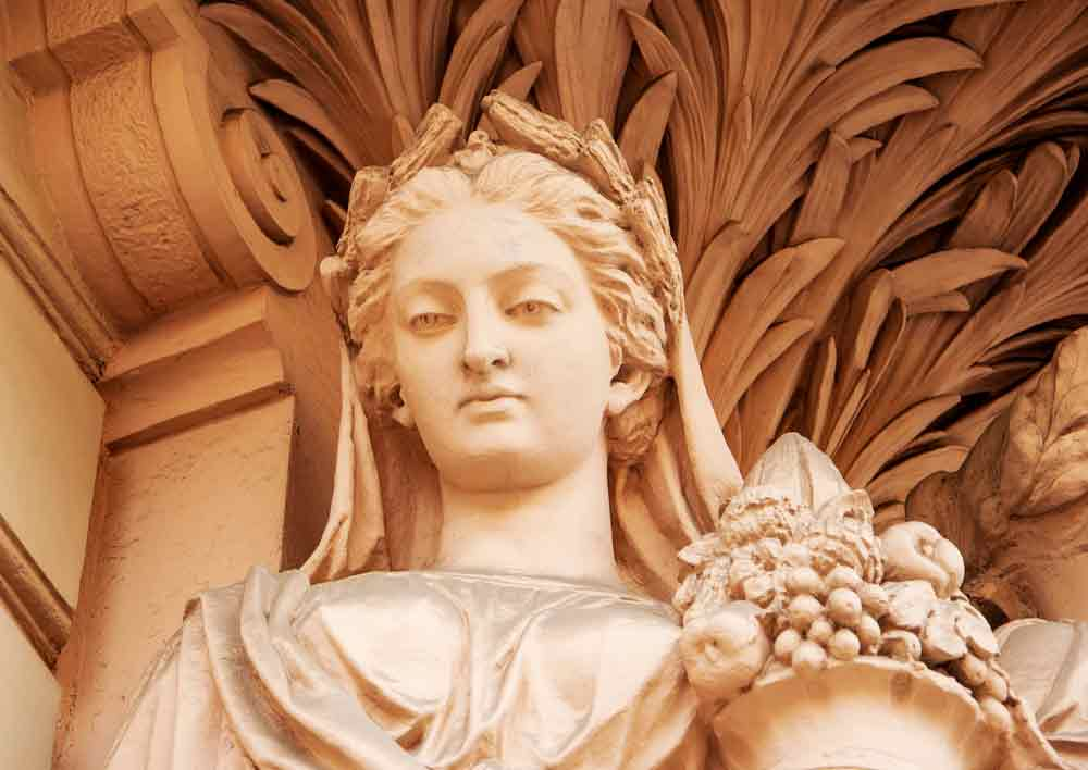 goddess symbols of fortuna meanings