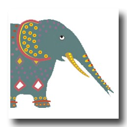 elephant as a symbol of good luck for business