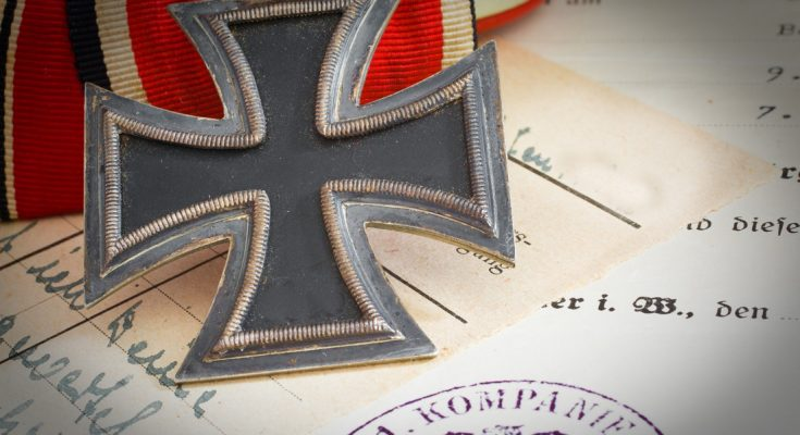Iron cross meaning and iron cross tattoo ideas