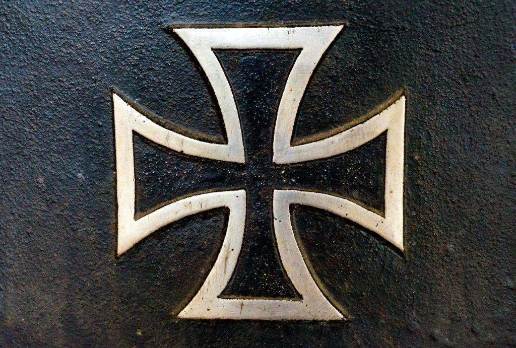 iron cross tattoo ideas