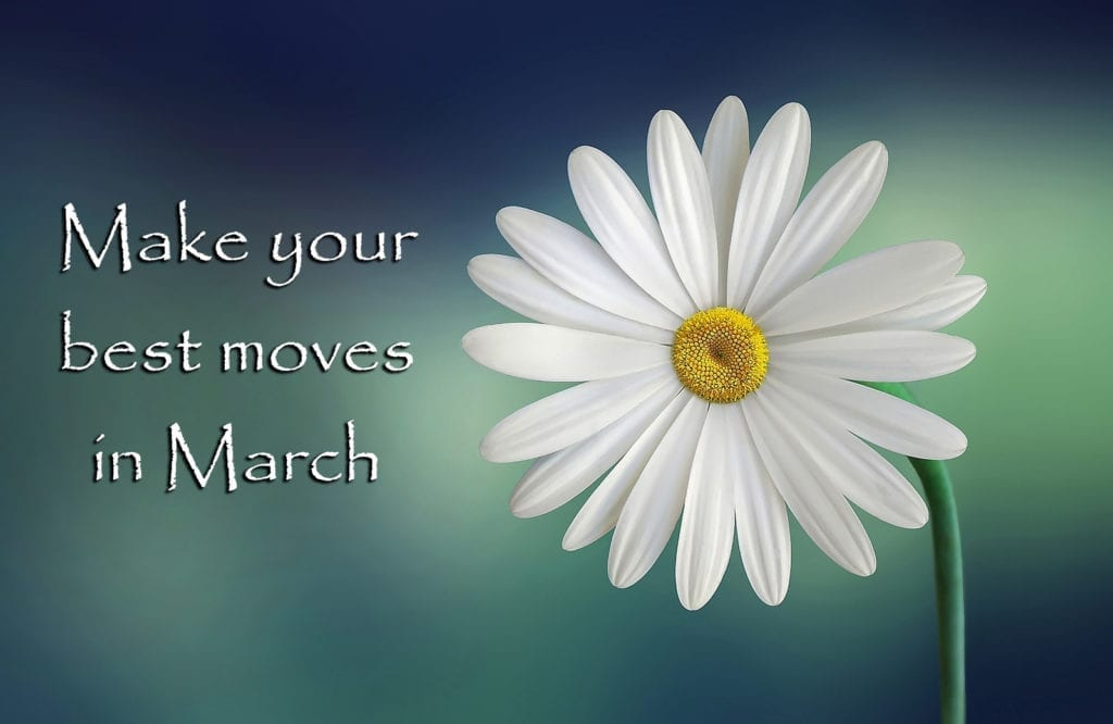 month of march meaning