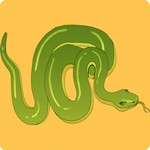Mayan goddess symbol serpent