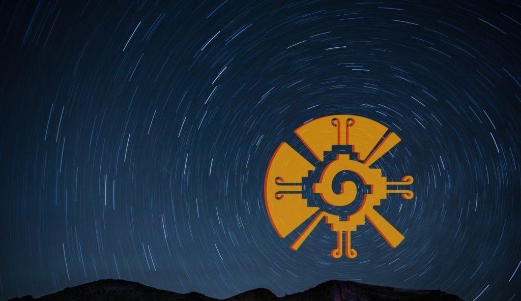 Mayan tattoo ideas Hunab ku symbol meaning