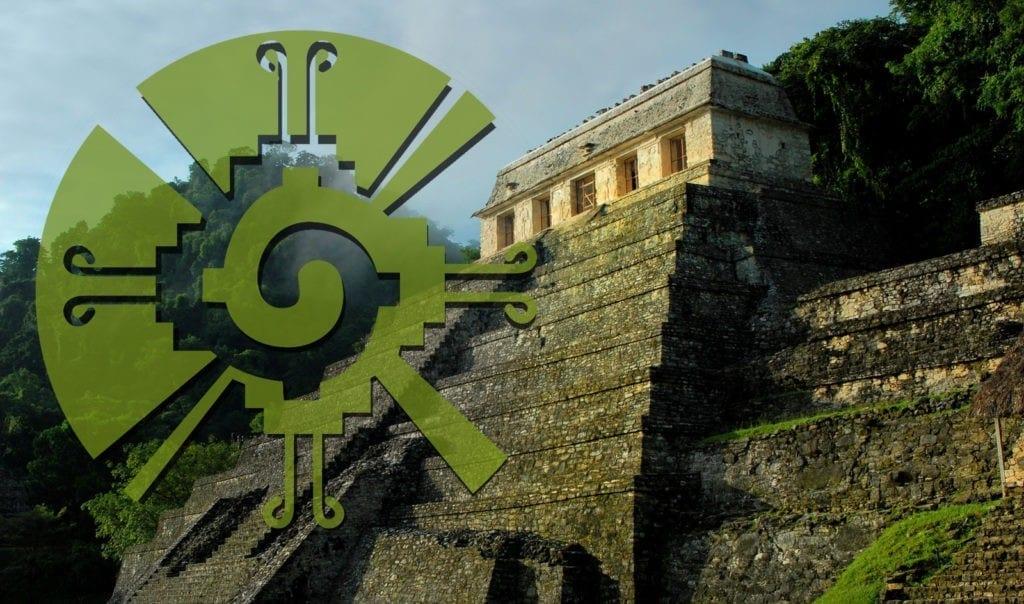 Mayan Hunab ku symbol meaning