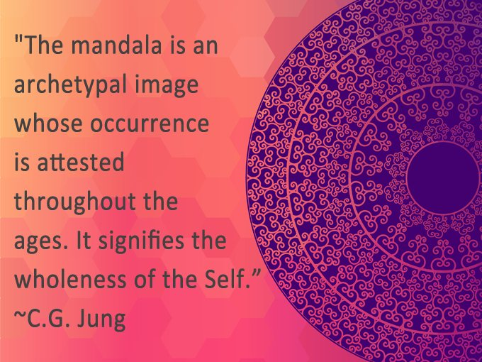 Symbolic Meaning Of Mandala On Whats Your Sign