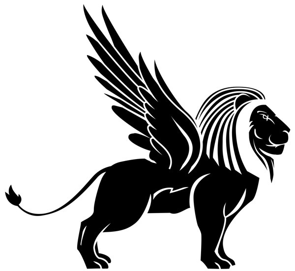 meaning of the winged lion