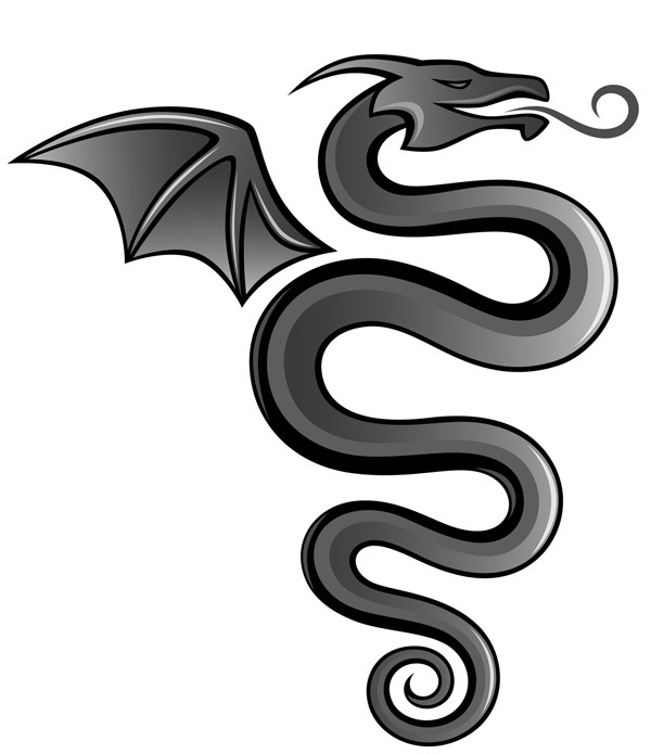 meaning of the winged serpent