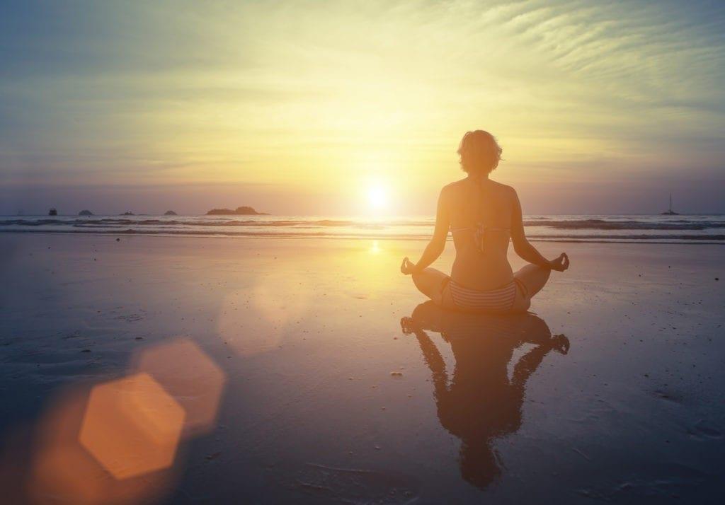 Meditation symbolism