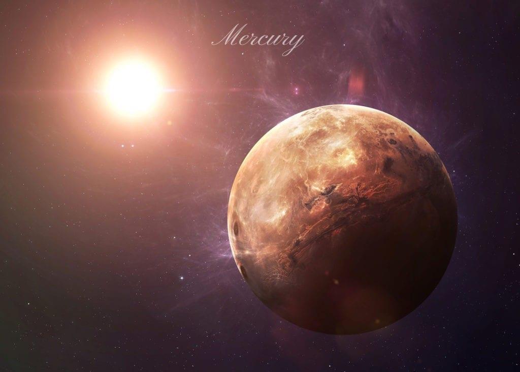 mercury symbol meaning