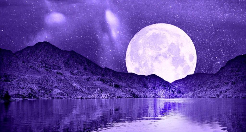 moon meditation and moon symbolism