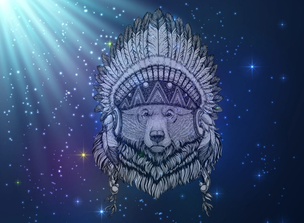 Native American bear meaning