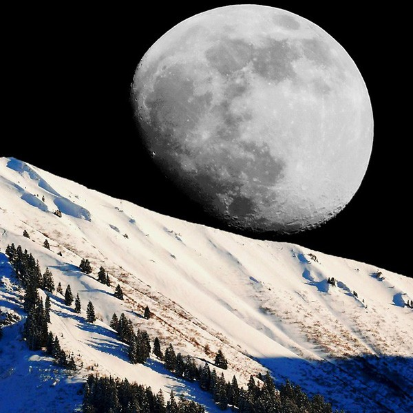 Native American moon signs meaning for December - cold moon meaning