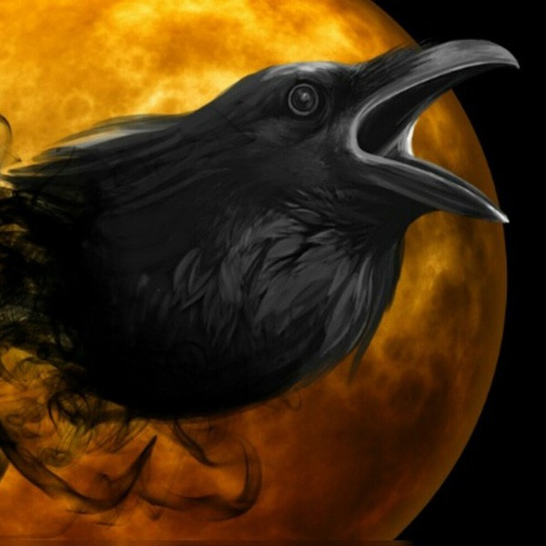 Native American moon sign meaning for March - crow moon meaning