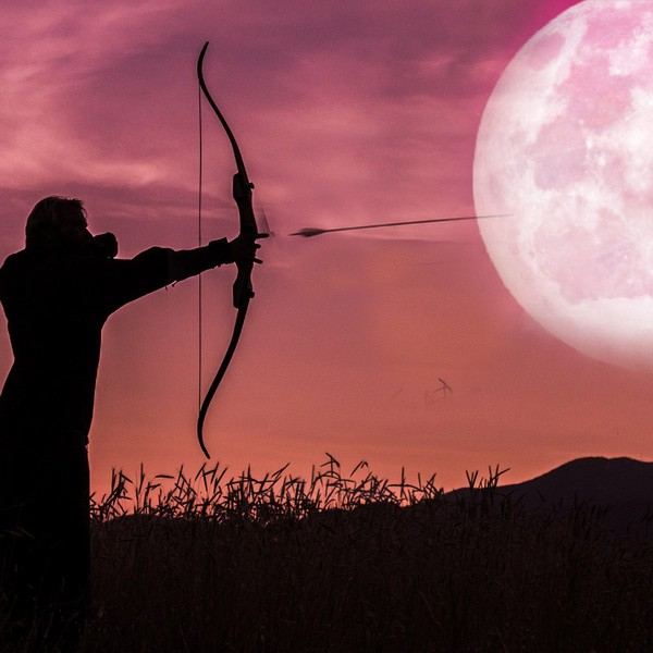 Native American moon sign meaning and October hunter's moon sign meaning