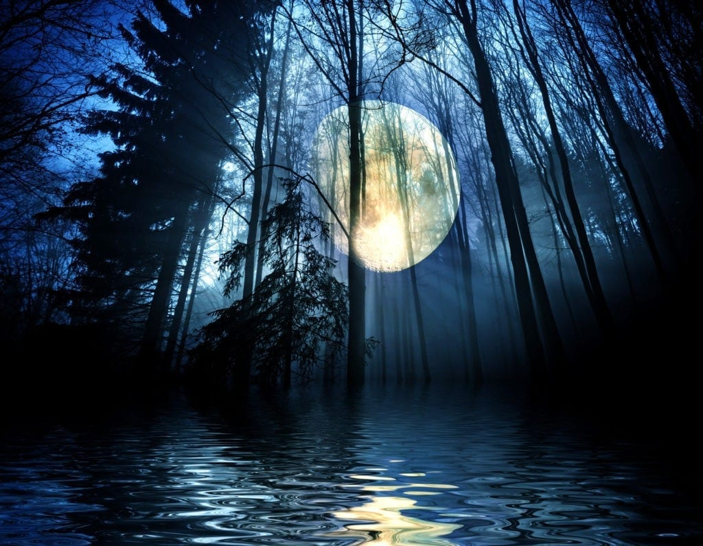 Native American full moon names and meanings