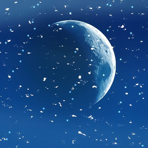 Native American Moon Sign February Snow Moon Meaning