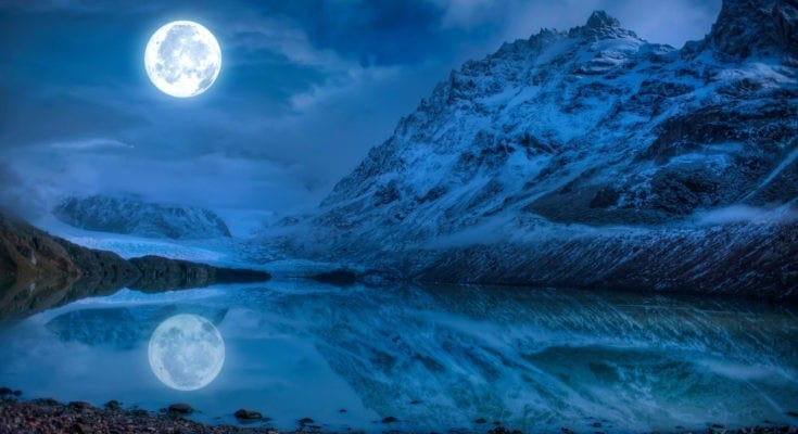 Native American moon signs and meanings