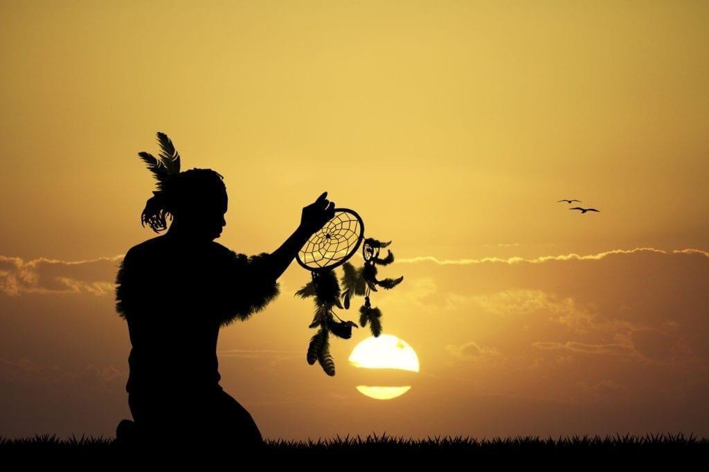 Native American symbols for sun