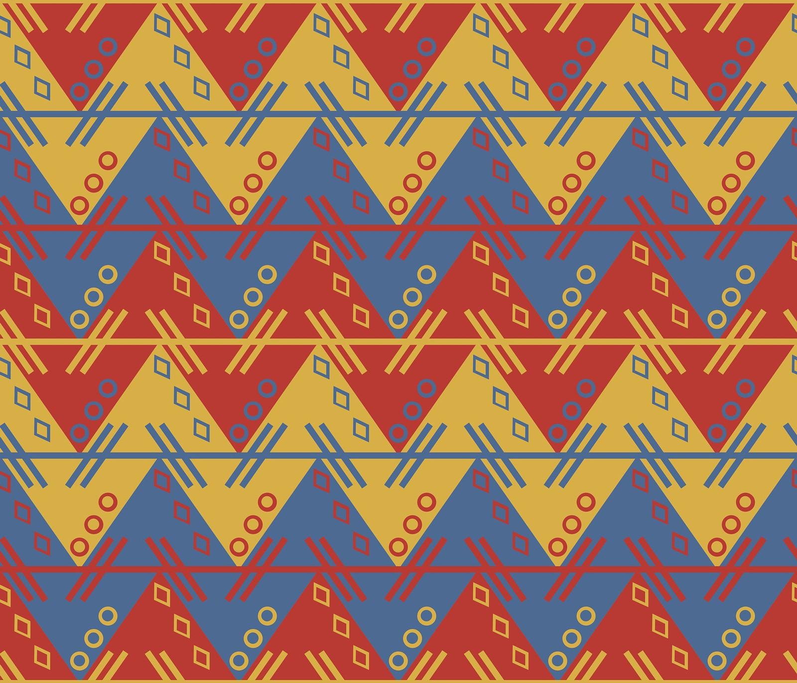 Native American Symbol Z