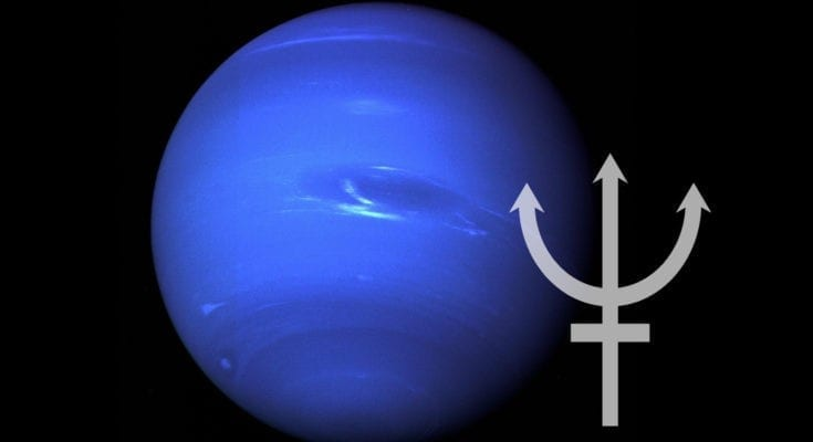 Neptune symbol meaning
