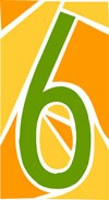 personality number meaning of number six