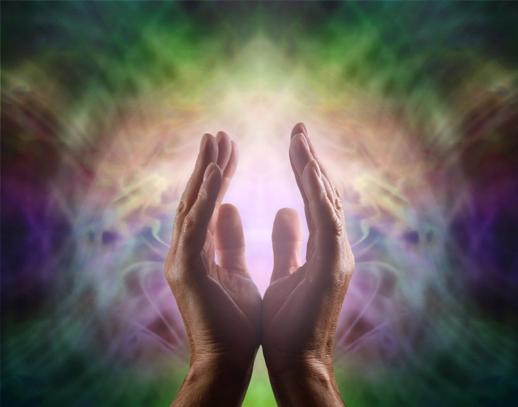 reading auras