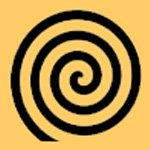 simple symbol spiral meaning