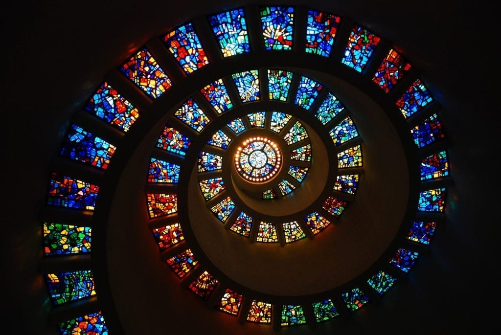 symbolic spiral meaning