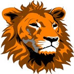 lion solstice symbols