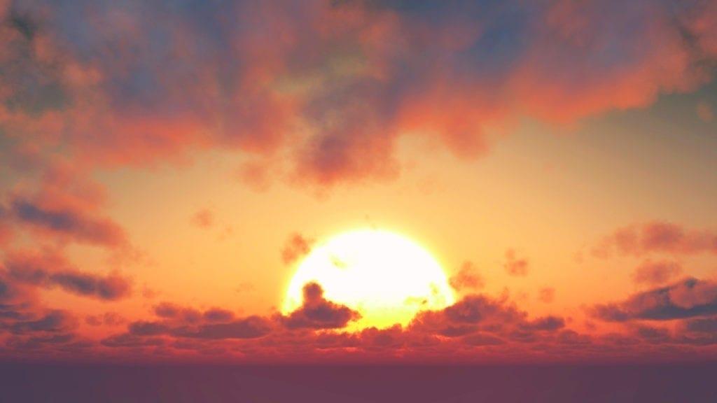 sun meaning and sun meditation