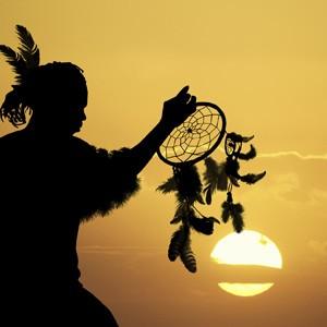 navajo sun symbols feathers