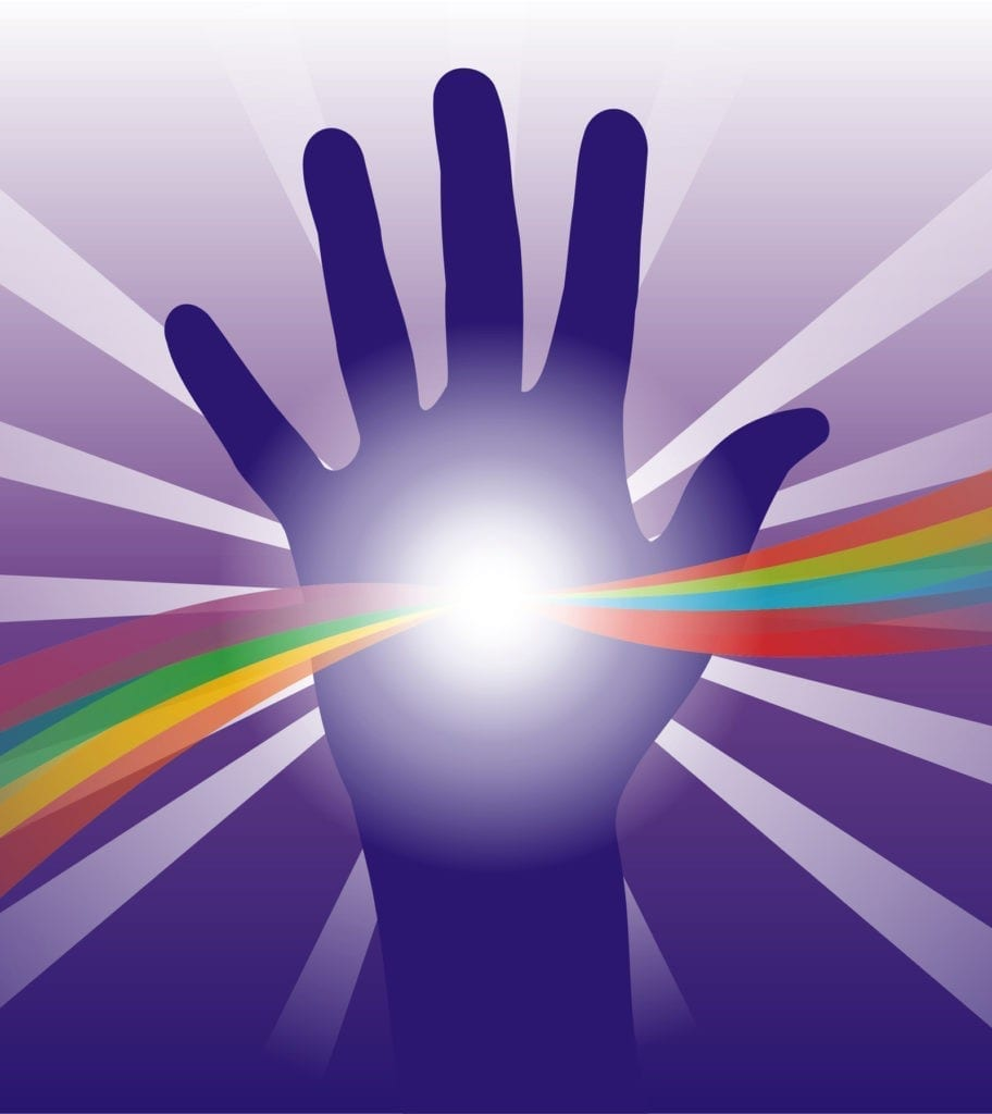 symbolic hand meaning