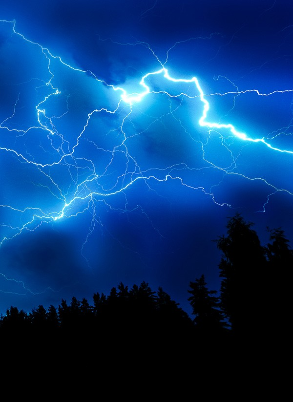 meaning of lightning