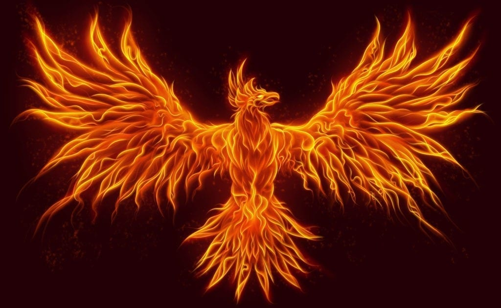 symbolic meaning of the phoenix