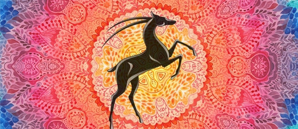 chakra animal symbols