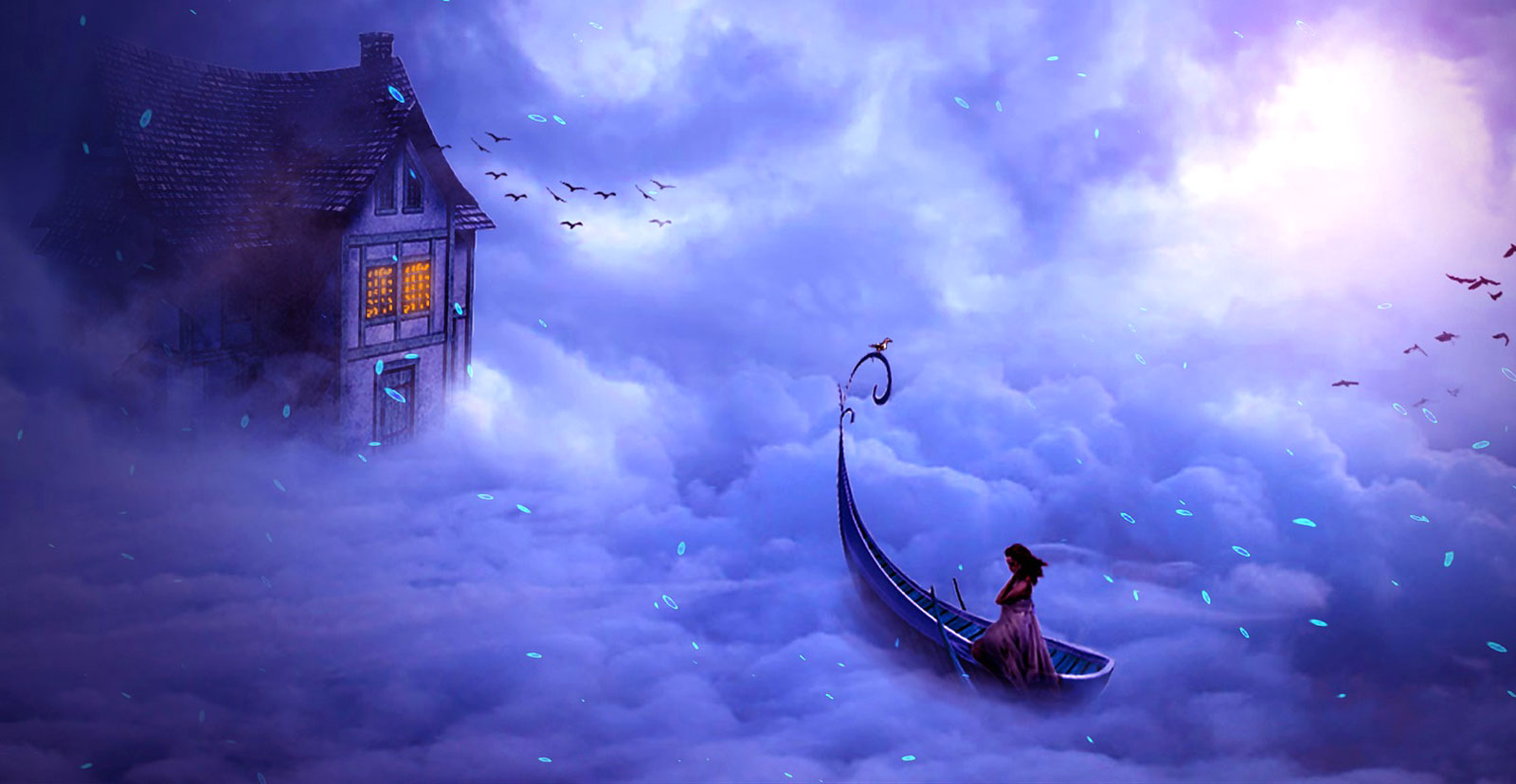 Types of dreams and interpreting dreams on whats your sign these types of dreams are when in the midst of our dream we are suddenly aware we are dreaming this awareness is quite magnificent malvernweather Image collections