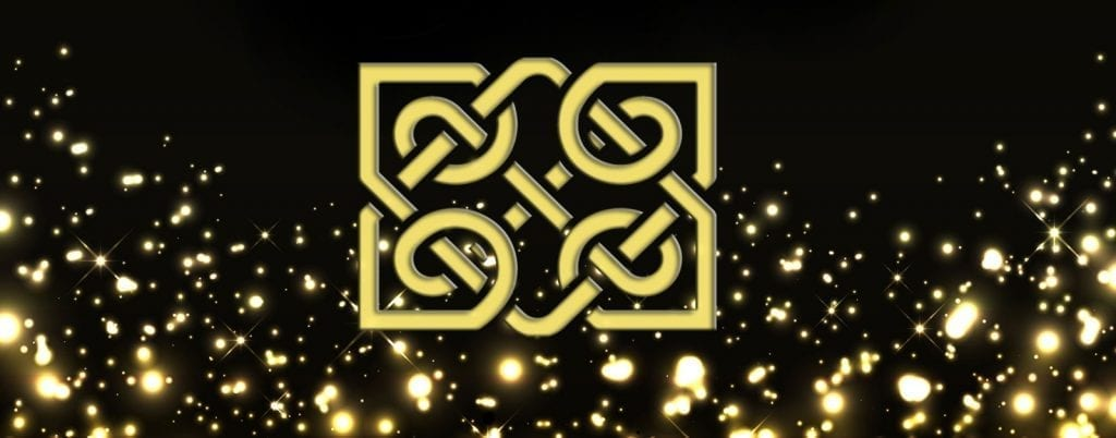 quaternary celtic knot meaning and four-cornered knot meaning